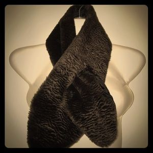 Accessories - Faux Fur Neck Scarf worm once